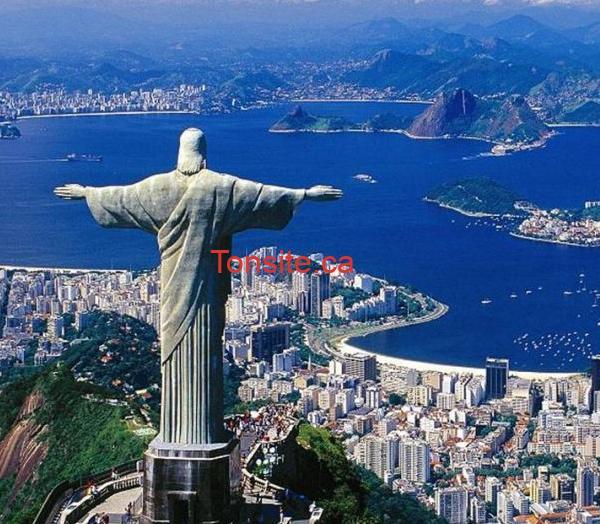 rio de janeiro1 - Concours Avosmarquescanada: Gagnez un voyage de 4 nuits pour 2 personnes à Rio de Janeiro au Brésil!