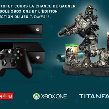 titanfall 350x350 - Concours Mircroplay: Gagnez une console XBOX One et l'édition de collection du jeu Titanfall!