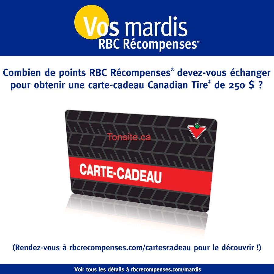 10154340 822022601142961 463865612 n - Concours RBC: Gagnez une des 3 cartes-cadeaux Canadian Tire (valeur de 250$)!