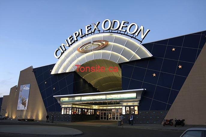 3388 - Cineplex: Films en famille à 2,50$ seulement!