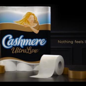 Cashmere 350x350 - 12 rouleaux doubles de papier hygiénique Cashmere Ultra Luxe à 2,99$!