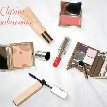clarins opalescence 350x350 - Concours Clarins: Gagnez un des 5 paniers cadeau de produits de la collection Maquillage Opalescence!