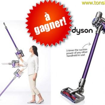 dyson 350x350 - Concours Déco Découverte: Gagnez une balayeuse d'une valeur de 550$!