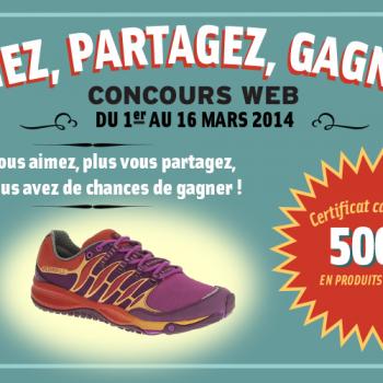 leyeti 350x350 - Concours Leyeti: Gagnez un certificat cadeau de 500$ en produits Merrel!