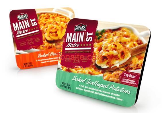 mainstbistro - Coupon rabais de 1$ sur les produits alimentaires Main St Bistro de Resers!