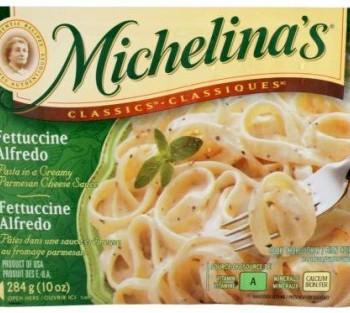 michelinas 350x313 - Coupon rabais de 1$ sur 4 produits alimentaires Michelina's!