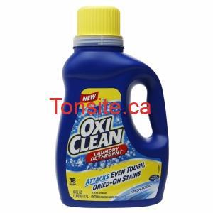 oxiclean - Détergent à lessive Oxi Clean à 1,97$ au lieu de 7,97$