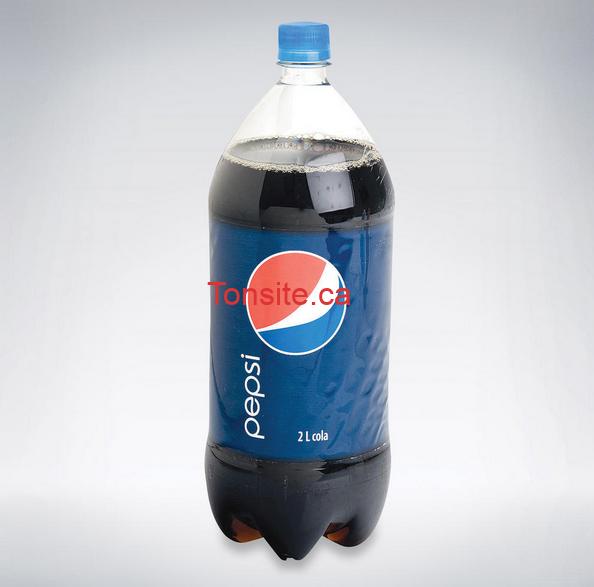 pepsi 2l - Bouteille de Pepsi ou Coca-Cola (2L) à 1$ (sans coupon)!