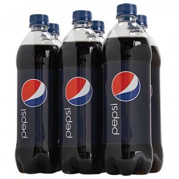 pepsi 6 350x350 - 6 bouteilles de Pepsi ou Coca Cola (710 ml) à 2,50$ (sans coupon)!