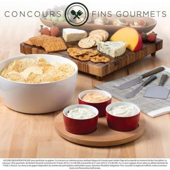 renees 350x350 - Concours Renée's: Gagnez un ensemble pour servir vos plats avec style et élégance!