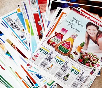 utilisource 350x300 - Carnet de coupons RedPlum disponible dans les journaux le samedi 4 octobre 2014