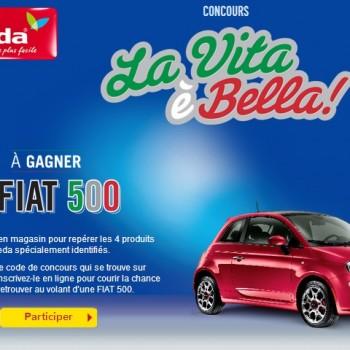 vileda concours 350x350 - Concours Vileda: Gagnez une voiture Fiat 500 (valeur de 20.000$)!