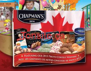 2014 calendar web - GRATUIT: Obtenez un calendrier gratuit Chapman's 2014!