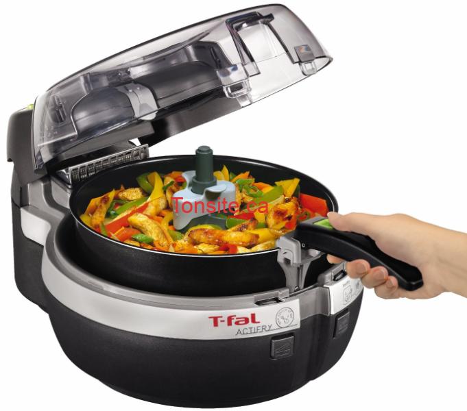 acti fry - Concours Déco Découverte: Gagnez une de 3 friteuses ActiFry de T-fal!