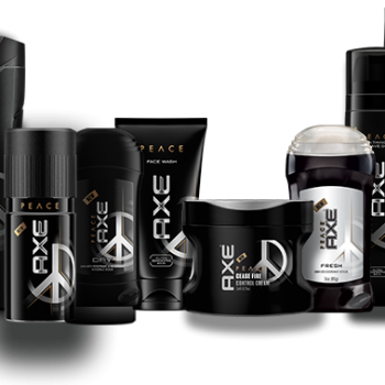 axe produits 350x350 - Coupon rabais de 1$ sur deux produits AXE!