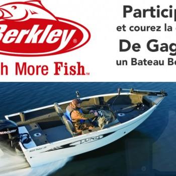bekley 350x350 - Concours Berkley: Gagnez un bateau Berkley (valeur de 25000$)!
