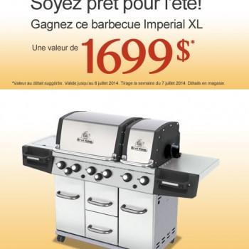 braultetmartineau concours 350x350 - Concours Brault & Martineau: Gagnez un barbecue Impérial XL (valeur de 1699$)!