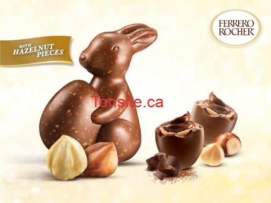 ferrero rocher echantillon - GRATUIT: Obtenez du chocolat Ferrero Rocher gratuitement chez Walmart!