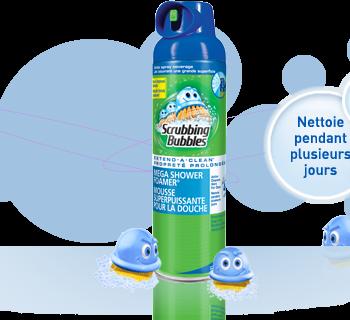 full mega shower foamer 350x320 - Achetez un et obtenez un gratuit Pulvérisateur ou aérosol Scrubbing Bubble!