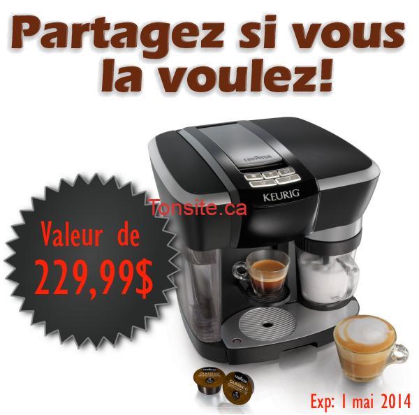 keurig concours - Concours Déco Découverte: Gagnez 1 des 5 nouveaux système Keurig Rivo pour Espresso, Latte et Cappuccino!