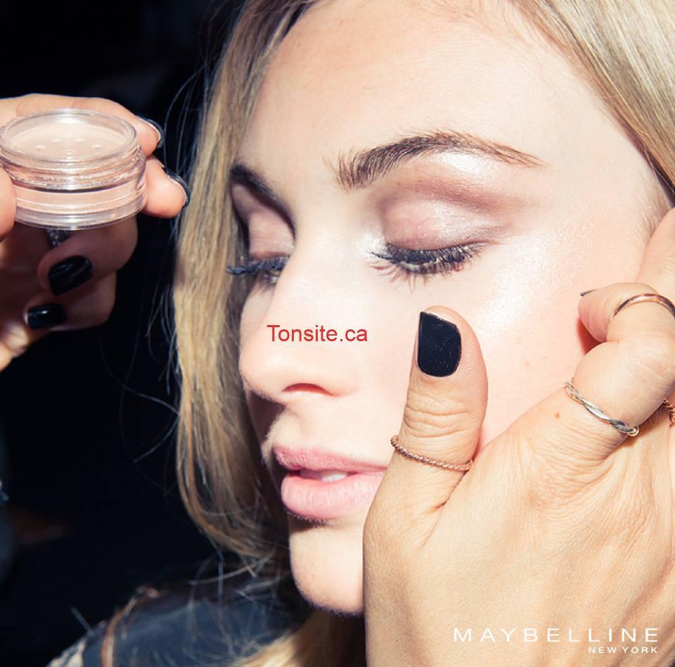 mayb - Concours Maybelline: Gagnez les essentiels beauté de Grace Lee à la Semaine de mode World Mastercard!