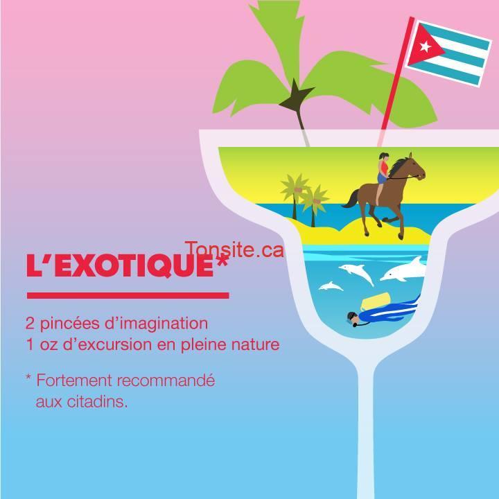 nolitours - Concours Nolitours: Gagnez un voyage pour deux personnes à Santa Lucia à Cuba!