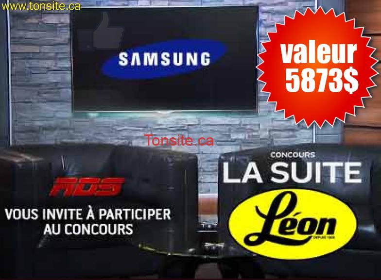 rds leon1 - Concours RDS: Gagnez un ensemble de meubles Léon (valeur de 5873$)!