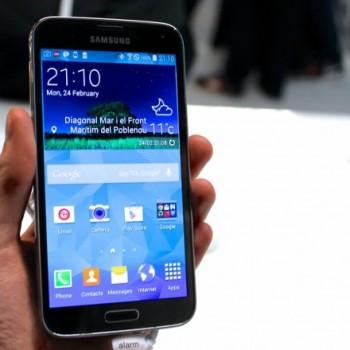 samsung galaxy s5 350x350 - Concours V Télé et Telus: Gagnez le nouveau Samsung Galaxy S5!