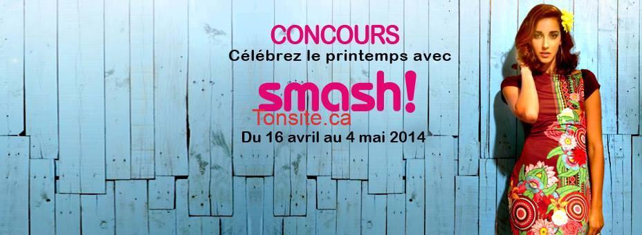 smash - Concours La Cordée: Gagnez une carte-cadeau de 200$!