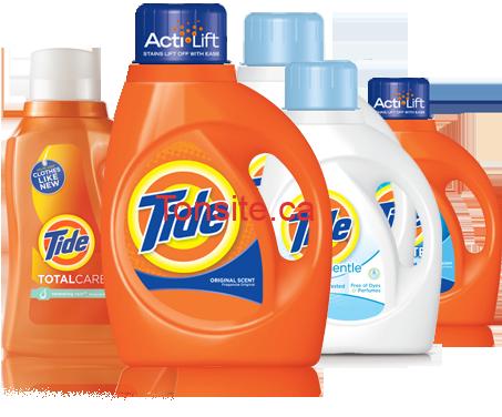 tide detergent coupon - Détergent à lessive Tide a 3,77$ après coupon!