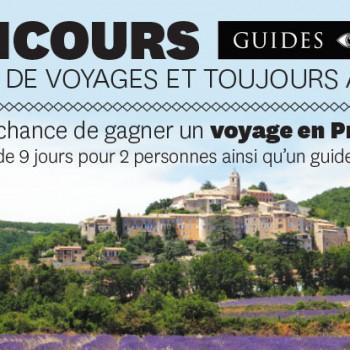 voyage en provence 350x350 - Concours Archambault: un voyage à destination de la France en Provence d'une durée de 9 jours pour deux (2) personnes (valeur de 4532$)!
