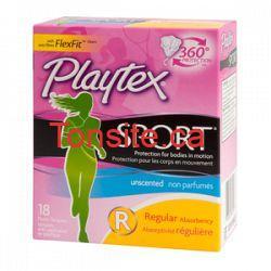 114461233 - Nouveau coupon rabais de 1$ sur toute variété de tampons Playtex (boîte de 16 tampons ou plus)!