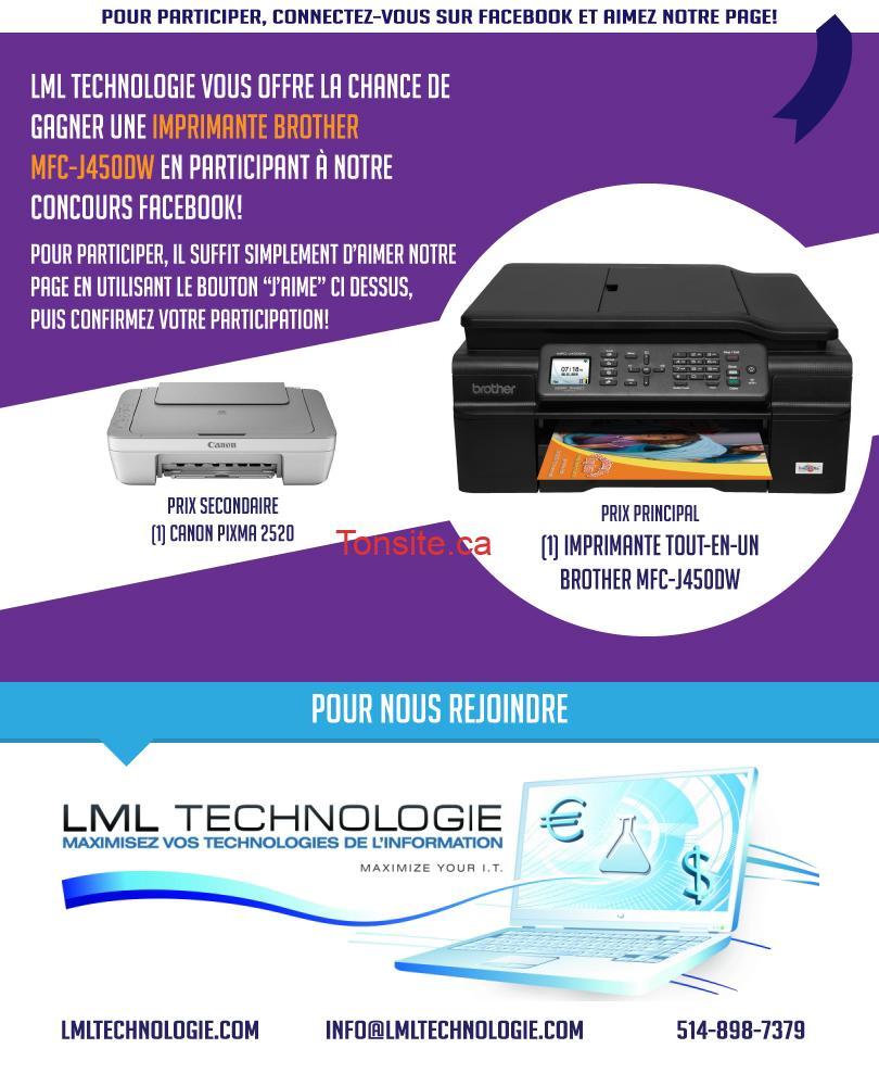 5370f38197772 CONCOURS2 TAB1 1 - LML Thecnologie: Gagnez une imprimante tout-en-un BROTHER MFC-J450DW!