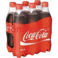 COCACOLA - 6 bouteilles de Coca-Cola (710ml) à 1,98$ (sans coupon)!