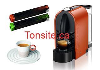 NESPRESSO BIG 486 - Concours Divine: Gagnez un ensemble-cadeau Nespresso!
