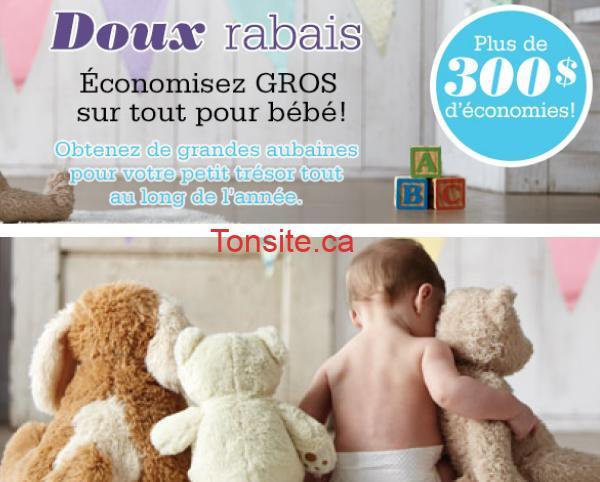 Photo of Baby »R »Us: Plus de 300$ en coupons rabais!