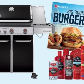 barbecue 350x350 - Concours CBC: Gagnez un barbecue au gaz et plusieurs autres prix!