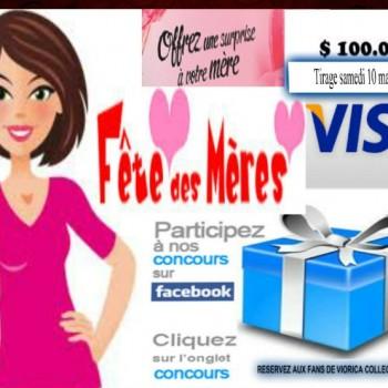 concours carte visa 100 350x350 - Concours Victoria Collection: Gagnez une carte visa de 100$!