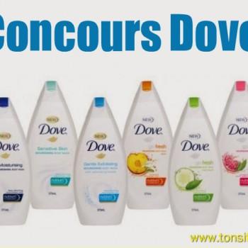 dove concours 350x350 - Concours Dove: Gagnez une expérience bien-être sur mesure (valeur de 3000$) et un réserve de soins nettoyants pour le corps Dove pour toute une année!