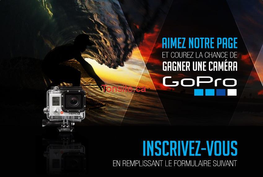 etape 02 bg - Concours Gopro: Courez la chance de gagne un camera Heros3!