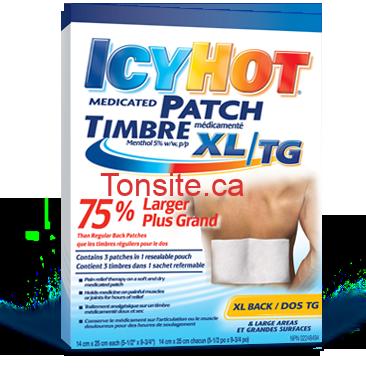 icyhot - Coupon rabais de 3$ sur un produit Icy Hot!