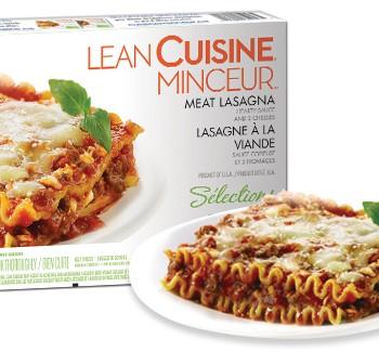 lean cuisine mainceur 350x325 - Coupon rabais de 1,50$ sur un produit Sélections de Cuisine Minceur!