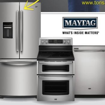 leon maytag 350x350 - Concours Leon's: Gagnez un ensemble de cuisine Maytag (valeur de 2697$)!