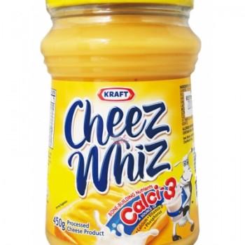 KraftCheezWhizPLAIN450ML 400x500 350x350 - Préparation fondu du fromage Kraft Cheez Whiz (450g) à 1,99$