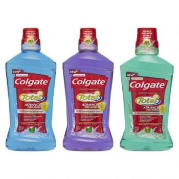 colgate total 350x350 - Rince bouche Colgate Total à 1,77$ aprés coupon!