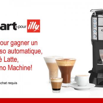 cuisinart21 350x350 - Concours Cuisinart: Gagnez un Buona Tazza Machine à expresso, café au lait et cappuccino