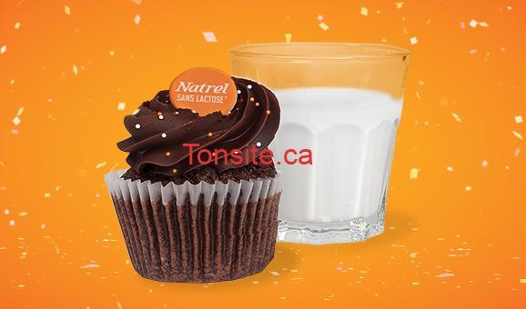 natrel - Concours Natrel: Courez la chance de gagner 1 des 100 combos desserts d'une valeur de 5 $
