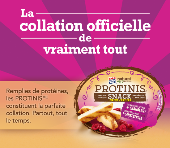 protinis - Collations Protinis Natural Selection de Maple Leaf à 1,99$ apres coupon!
