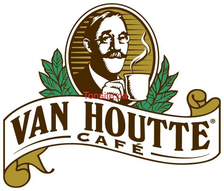 Van Houtte - Coupon rabais de 3$ à l'achat de café Van Houtte (225g et plus)