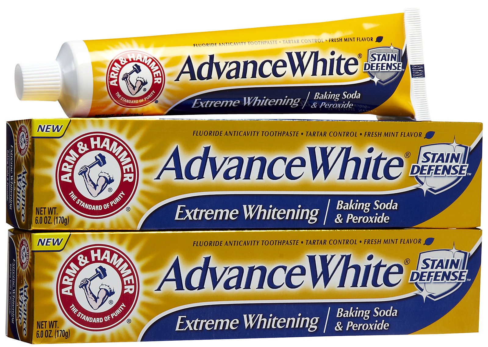 arm and hammer - Dentifrice Arm & Hammer à 75¢ après coupon